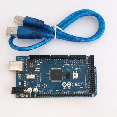 Плата Arduino Mega 2560 R3