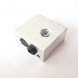 Нагревательный блок MK8 20х20х9,5 мм