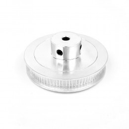 Шкив 80 : вал 5 мм : GT2 - 6 мм