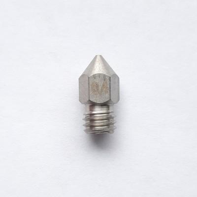 Сопло хотэнда MK8 нержавейка (1,75 мм)