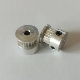 Шкив 20 : вал 4 мм : GT2 - 6 мм