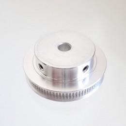 Шкив 80 : вал 8 мм : GT2 - 6 мм
